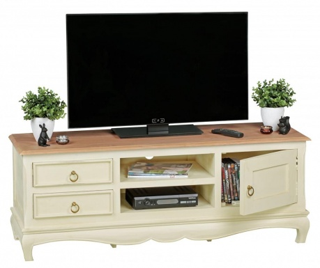 Comoda TV Shabby Chic Natural