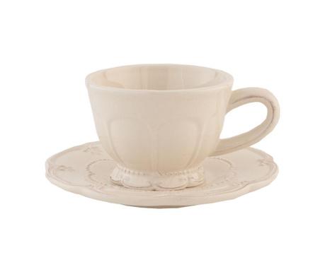 Odette Csésze és kistányér