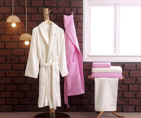Marie Claire Aida 2 db Fürdőköpeny és 4 db fürdőszobai törölköző