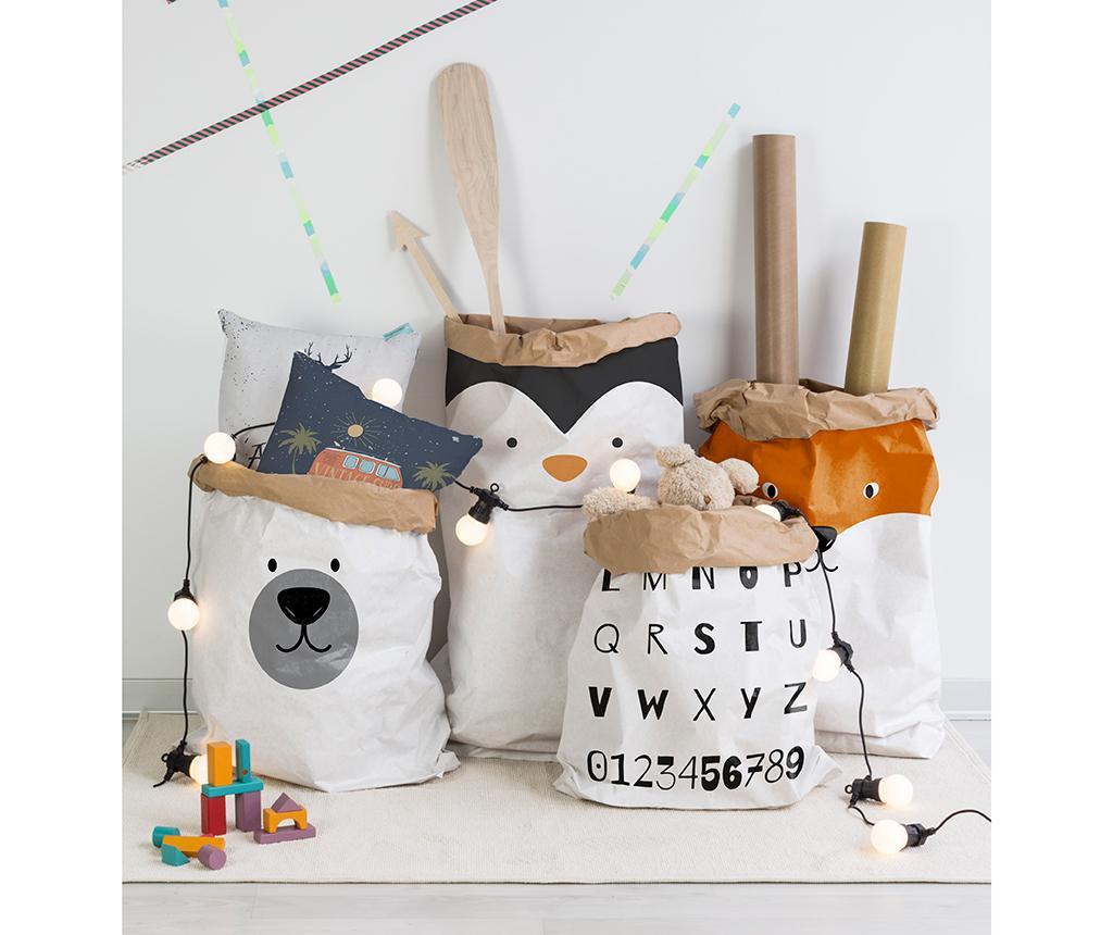 Papirnata vrečka Bear