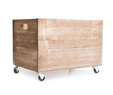 Kutija za pohranu Cajon Onda Natural