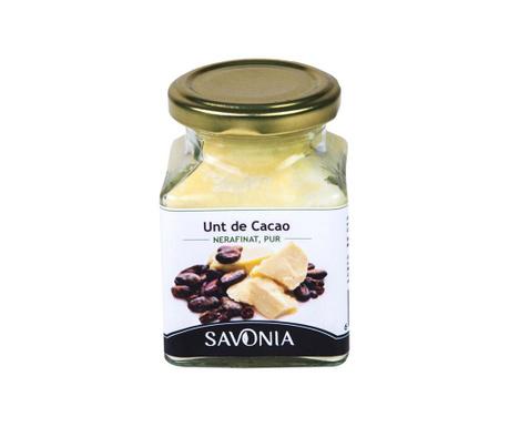 Kakaové máslo Savonia 200 ml
