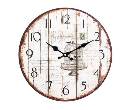Nástěnné hodiny Caged