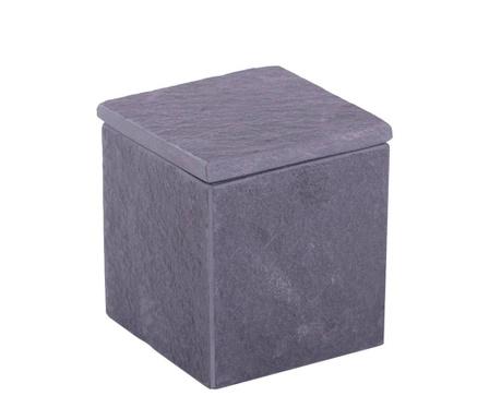 Krabica s vekom Slate Cubic