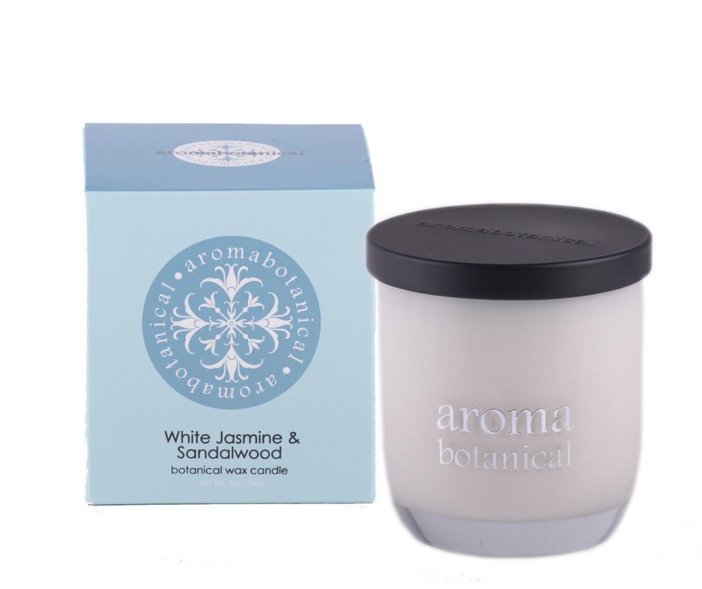 Mirisna svijeća Botanical White Jasmine & Sandalwood