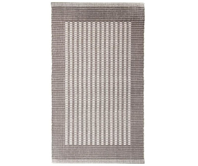 Covoras de baie Ribbed Bounds Beige 50x80 cm