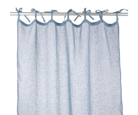 Záclona Carol Sky Blue 110x280 cm