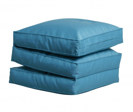 Puf Wallbanger Turquoise