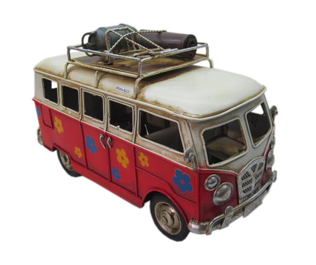Bus Rosso Dísztárgy