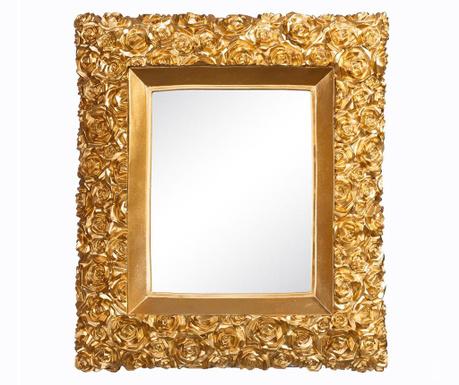 Zrcadlo Shinny Roses Gold