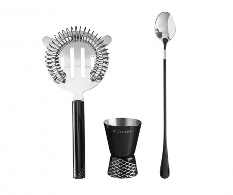 3-dijelni set za cocktail Barware
