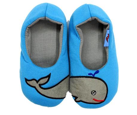 Papuci de casa copii Sea Love 36