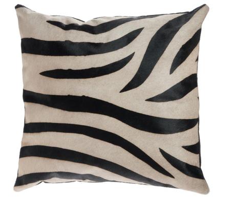Dekorační polštář Zebra 46x48 cm