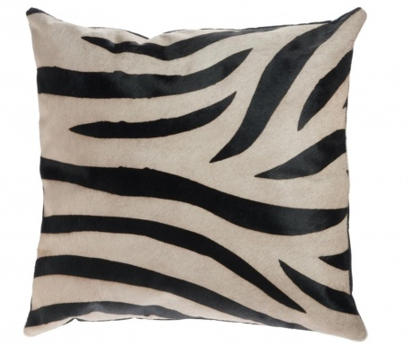 Декоративна възглавница Zebra 46x48 см