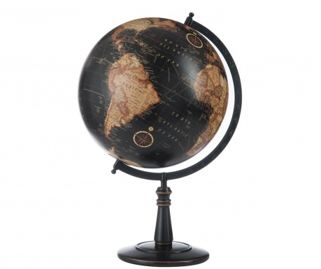 Ukras World Dark Globe