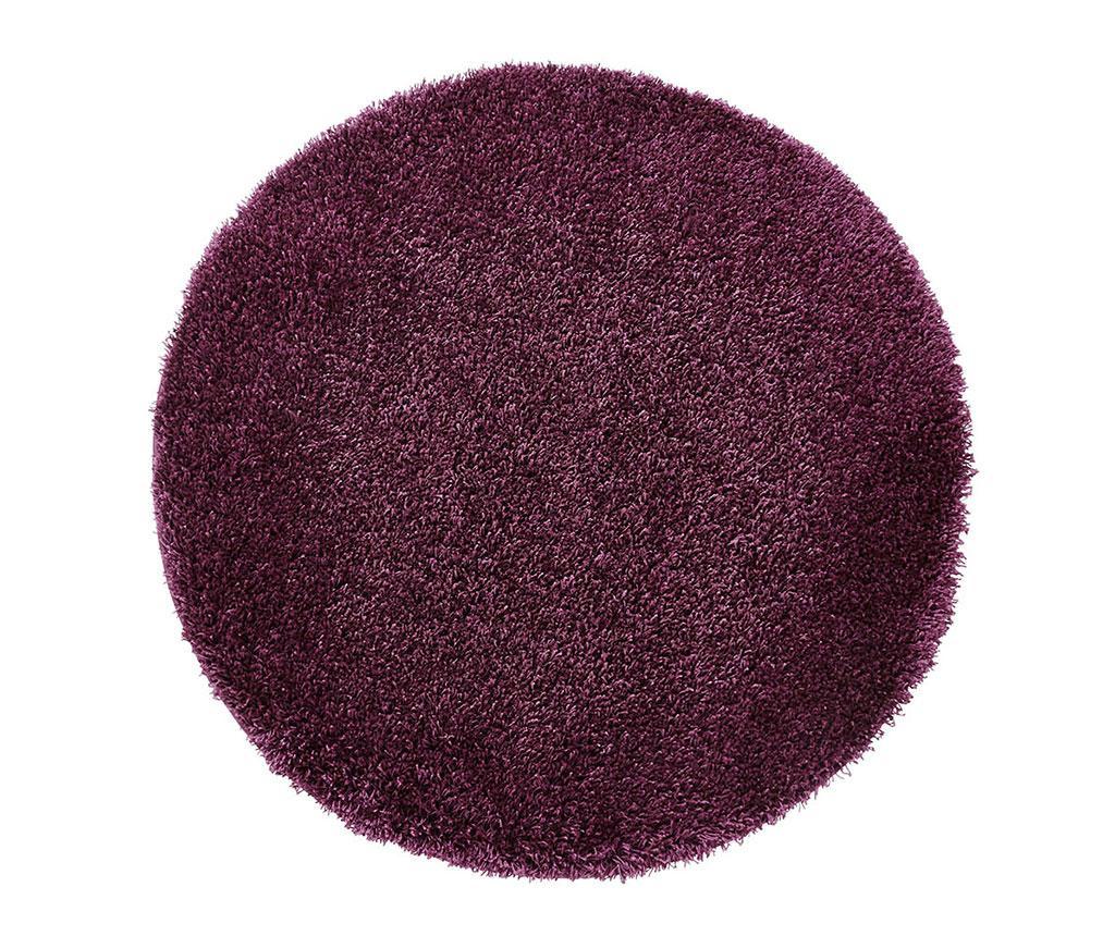 Vista Circle Purple Szőnyeg 133 cm