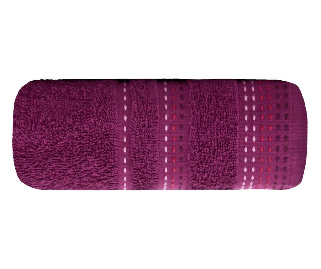 Prosop de baie Paola Lilac 50x90 cm