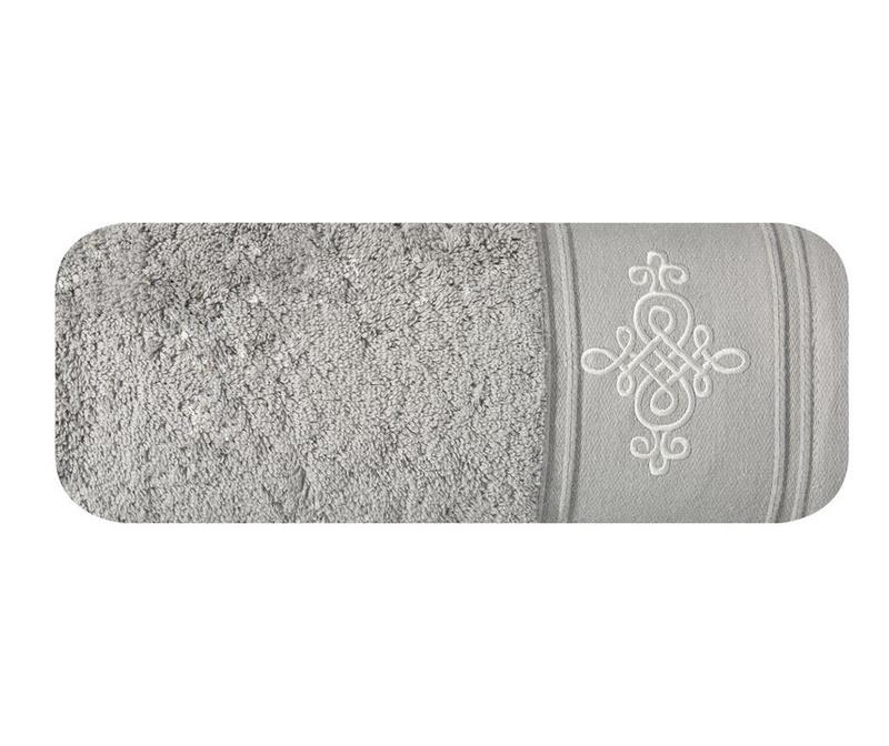 Prosop de baie Klas Grey 70x140 cm