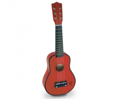 Hračka kytara Music Red