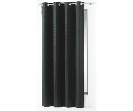 Draperie Lineo Black 140x260 cm