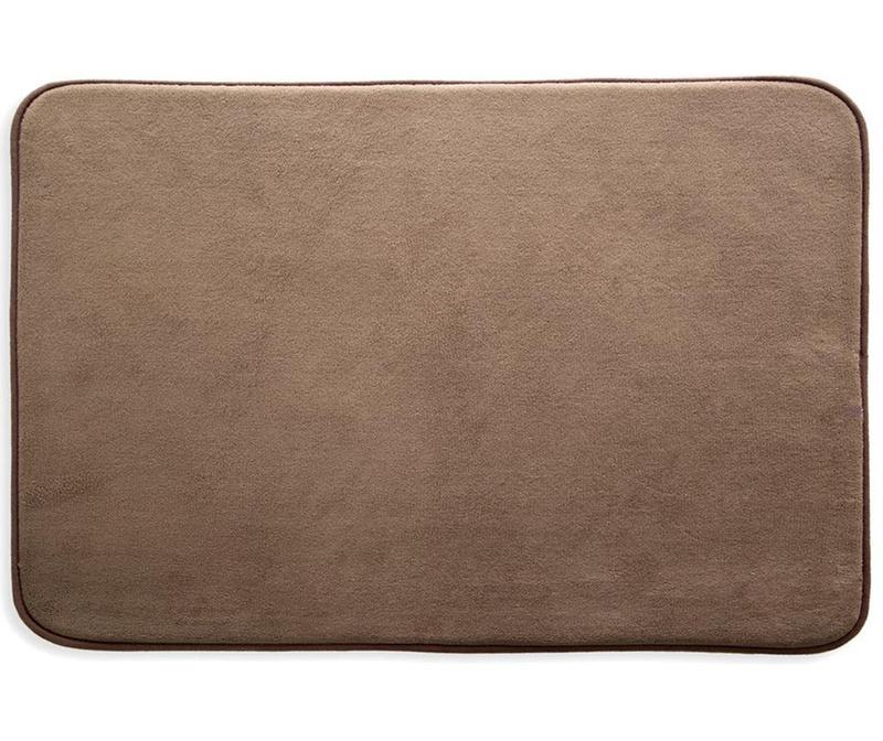 Covoras de baie Aris Brown 60x90 cm