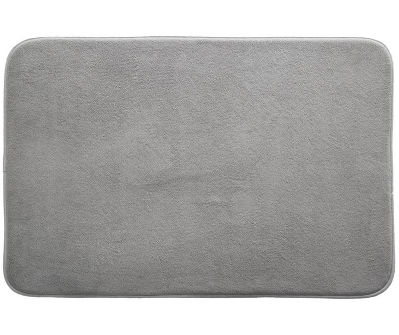 Kopalniška preproga Aris Light Grey 60x90 cm