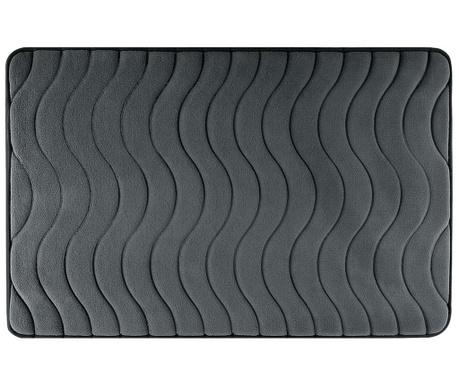Tepih za kupaonicu Wave Graphite