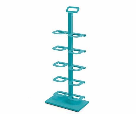 Stalak za obuću Rack Turquoise