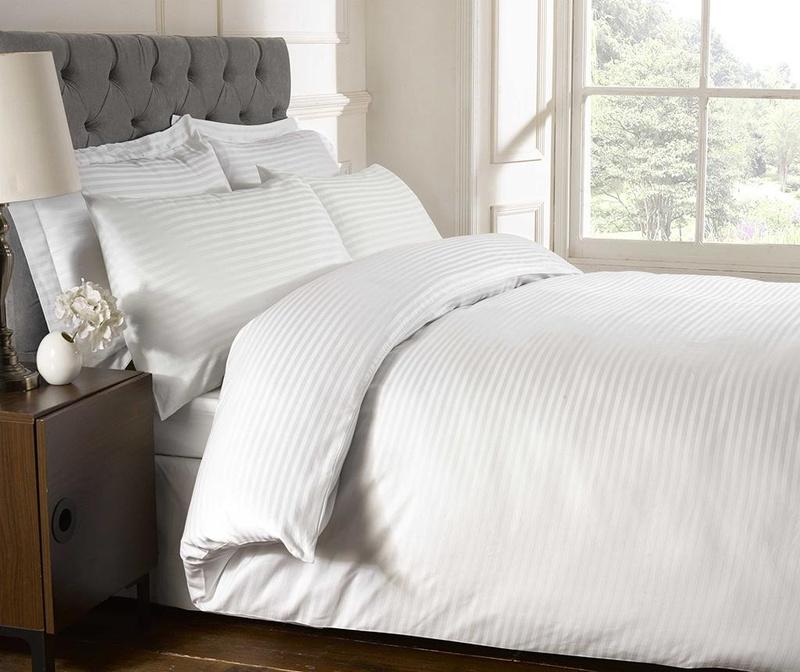 Navlaka za poplun Brighton Hill Premium White 220x260 cm
