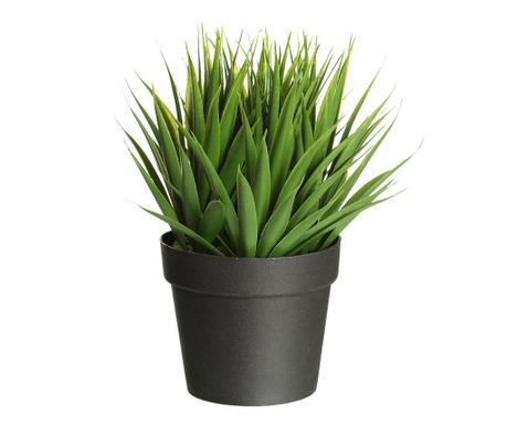 Umjetna biljka u posudi za cvijeće Bonsai Palm Tree