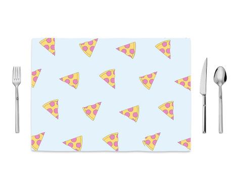 Dreamy Pizza Tányéralátét 35x50 cm