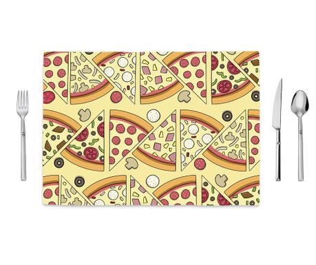 Individual Tasty Pizza 35x50 cm