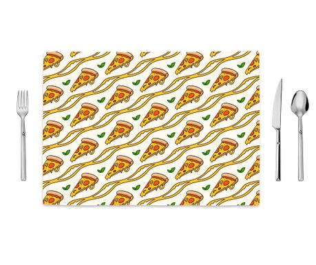 Podmetač Slices of Pizza 35x50 cm