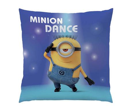 Декоративна възглавница Minions Dance 40x40 см