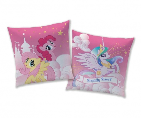 Perna decorativa My Little Pony Royally 40x40 cm
