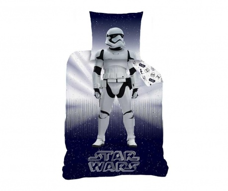 Posteljina  Single  Ranforce Star Wars Storm Trooper