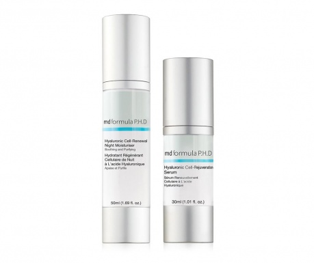 Set serum i noćna krema za lice Hyaluronic Cell-Rejuvenation