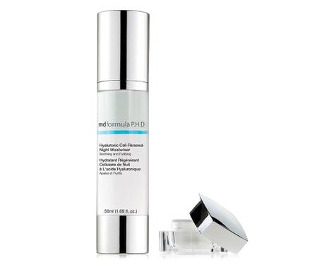 Комплект околоочен серум и нощен крем за лице Hyaluronic Cell-Hydration
