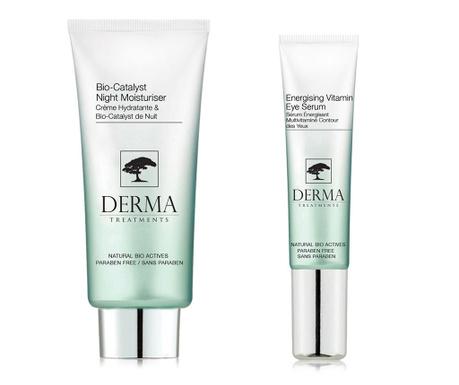 Serum za područje oko očiju i hidratantna krema za lice Bio-Catalyst