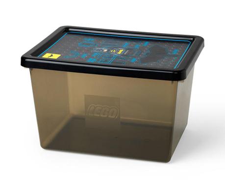 Kutija za pohranu s poklopcem Lego Batman 18 L