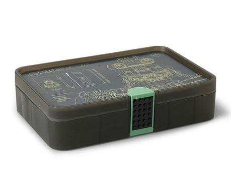 Kutija za pohranu s poklopcem Lego Ninjago Movie