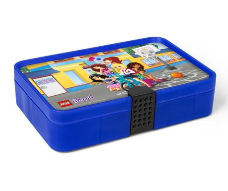 Cutie cu capac pentru depozitare Lego Friends
