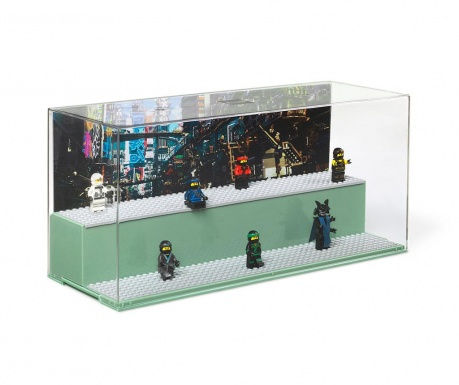 Kutija za male figurice Lego Ninjago Movie