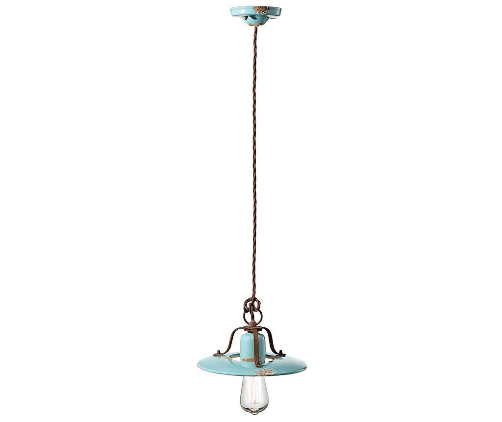 Stropna svetilka Antique Little Blue