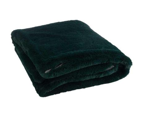 Одеяло Elyza Dark Green 130x180 см