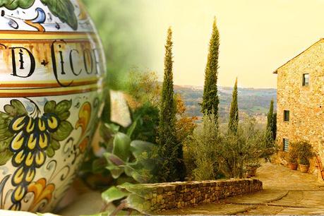 Toamnă în Toscana