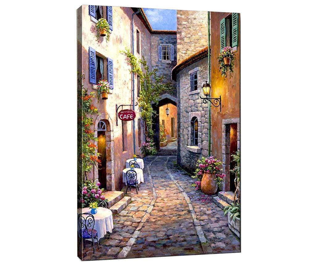 Cafe Kép 40x60 cm