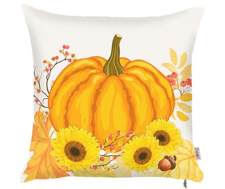 Fata de perna Autumn Flower 43x43 cm