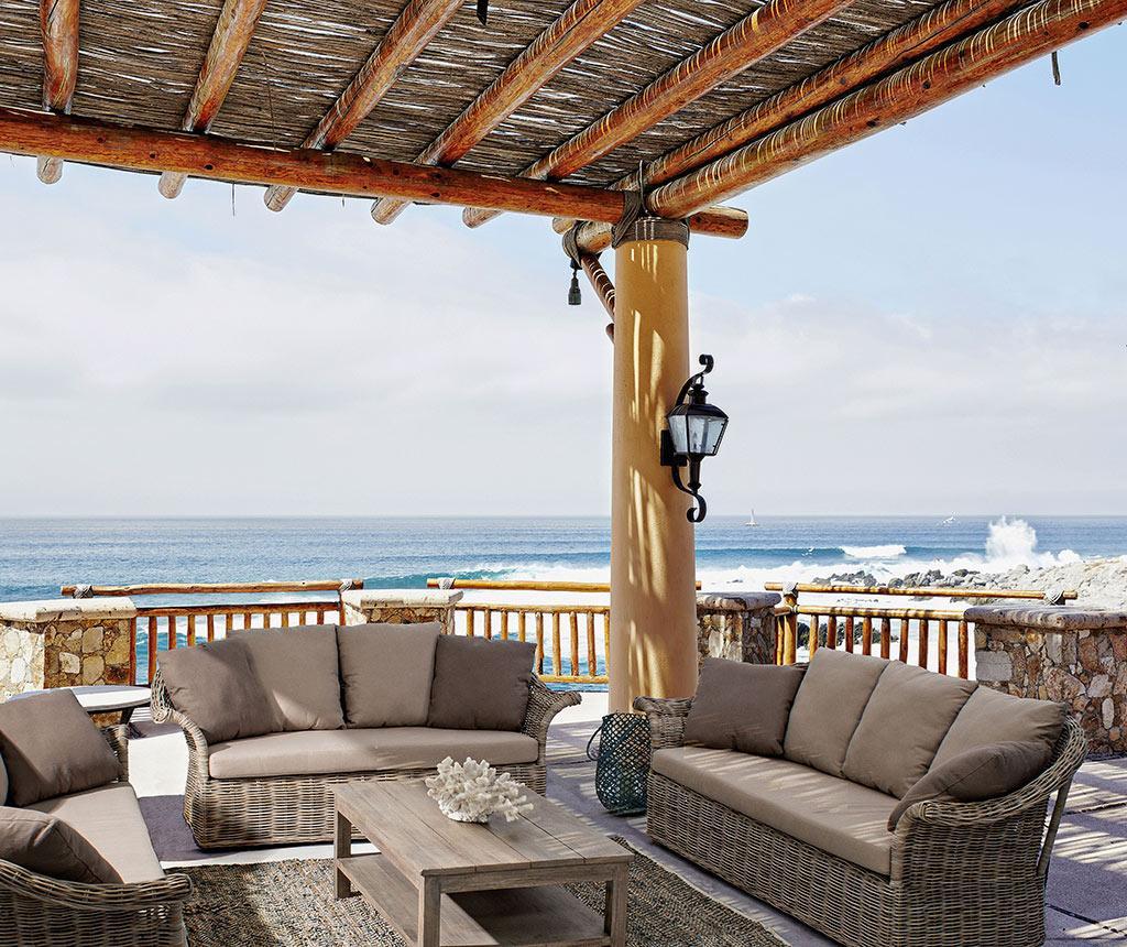 Kauč za vanjski prostor Aragona