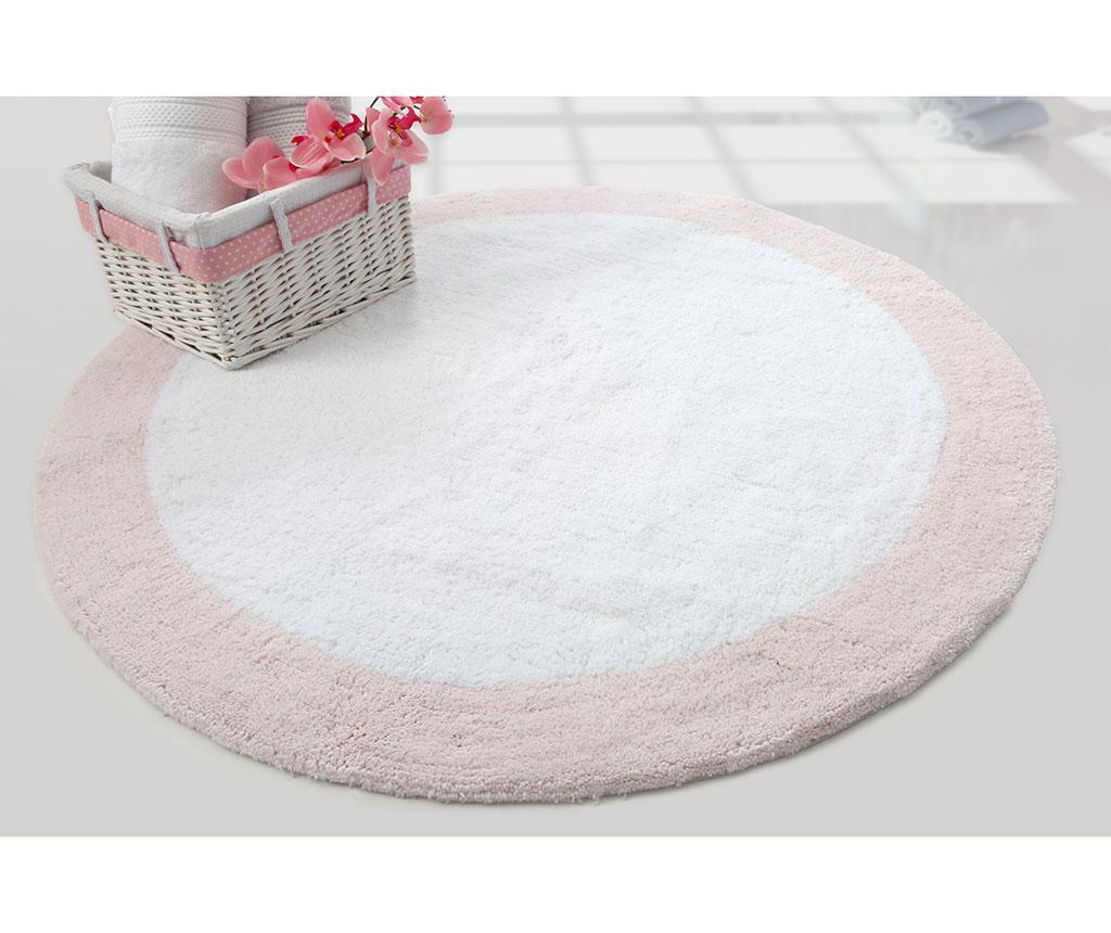 Kopalniška preproga Tully Pink 90 cm